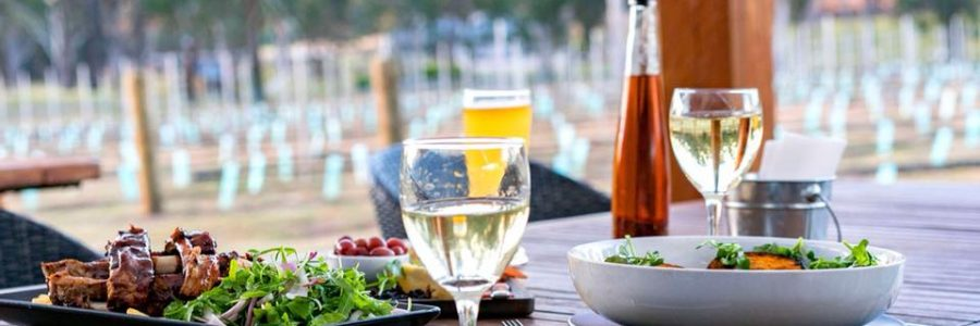 peter drayton wines - food